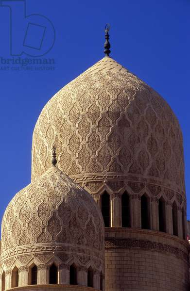 Mosque of Abu Abbas al-Mursi, Alexandria, Egypt (photo)