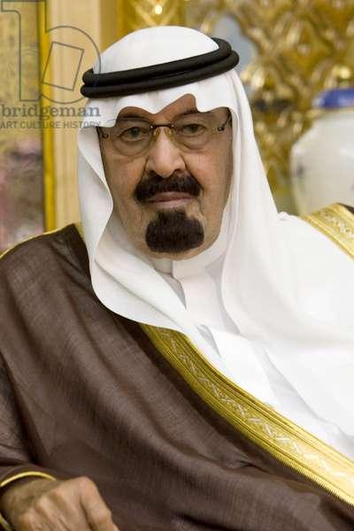 Abdullah bin Abdelaziz al-Saud 2008