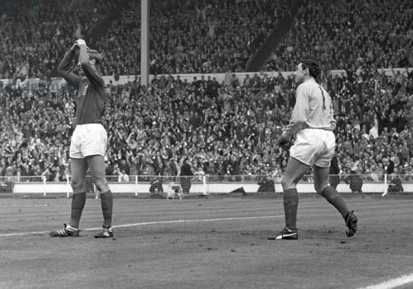 Soccer World Cup 1966 - Final - England - West Germany 4-2 a.e.t