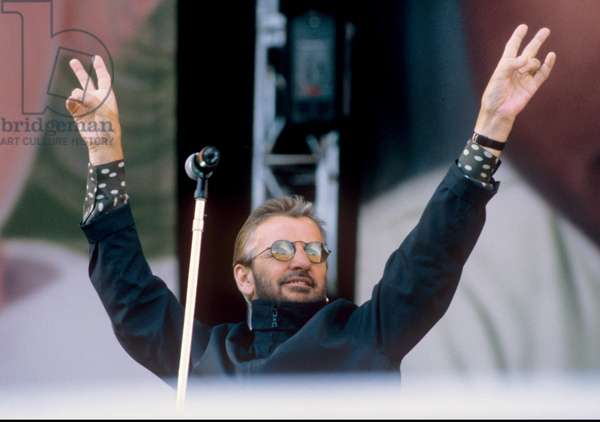 Ringo Starr (Michael Jackson and Friends)