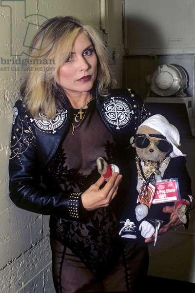 Debbie Harry, 1989 (photo)