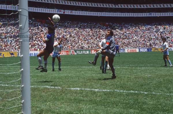 World Cup, 1986