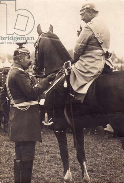 German Empire - Kaiser Wilhelm II and Franz Ferdinand