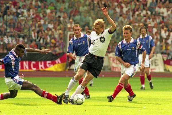 European Football Championship, 1996