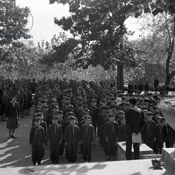 Historical North Korea - Sinchon Museum 1971