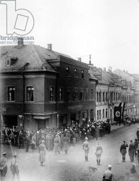 Third Reich - Reichstag Elections 1933