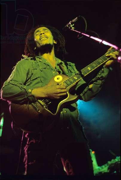Bob Marley & the Wailers live - 70s