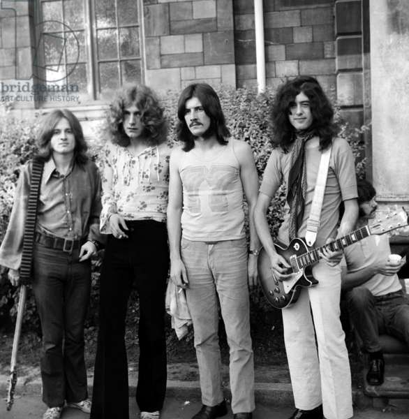 4th Dec 1980 - Led Zeppelin Officially Disbands