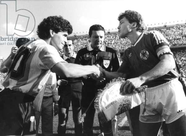 German team in Argentinia 1987
