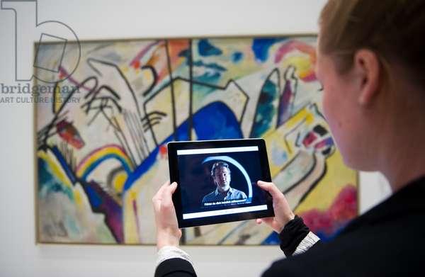 Museums-App des Kunstlers Eliasson