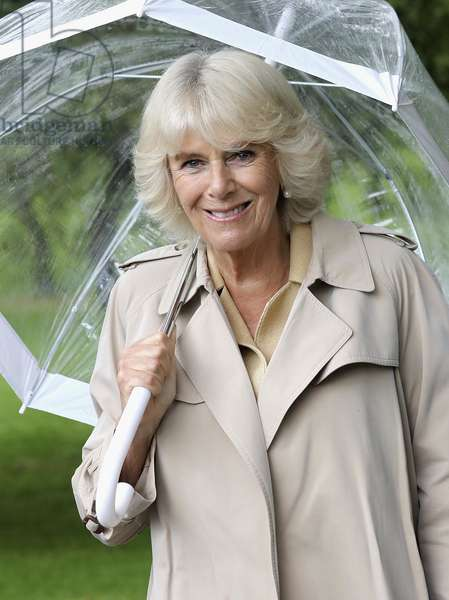 The Duchess of Cornwall Visits The BFG Dream Trail Jar