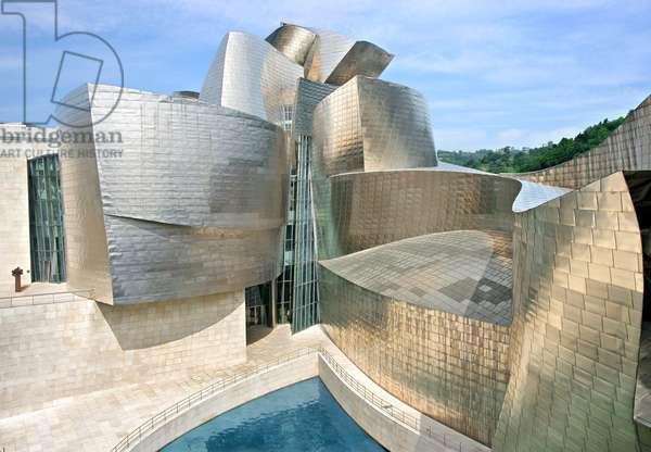 Musee Guggenheim, Bilbao