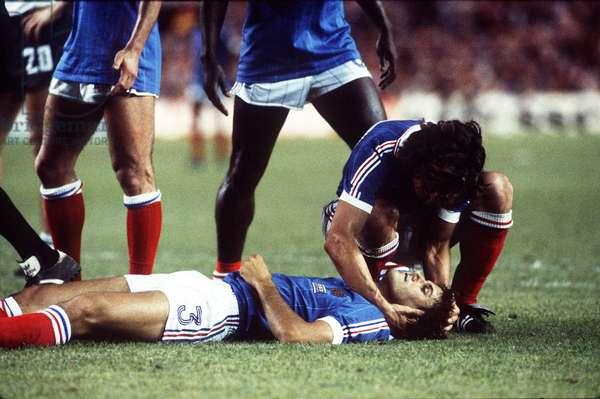 France vs West Germany 1982