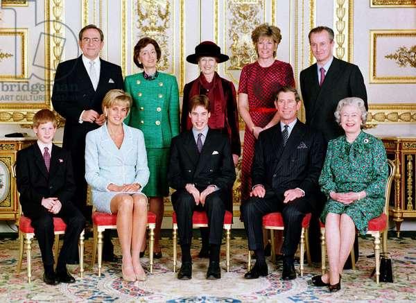 Royal Family of England 1997