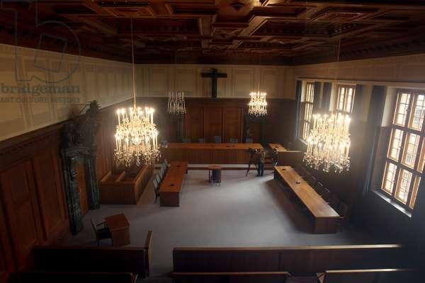 Memorium Nuremberg Trials