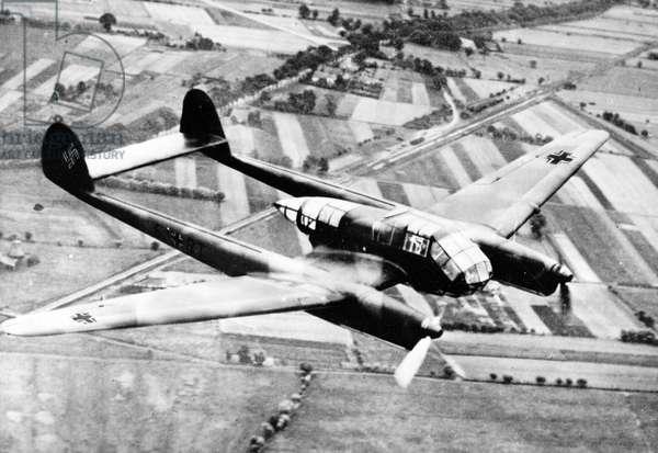 WW II - Focke-Wulf Fw 189