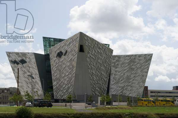 Titanic Center Belfast