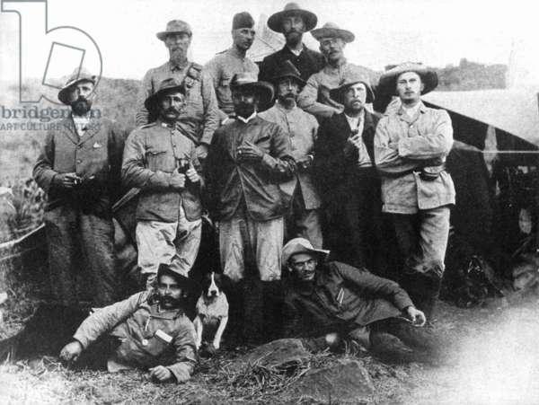 Boer War - German Volunteers