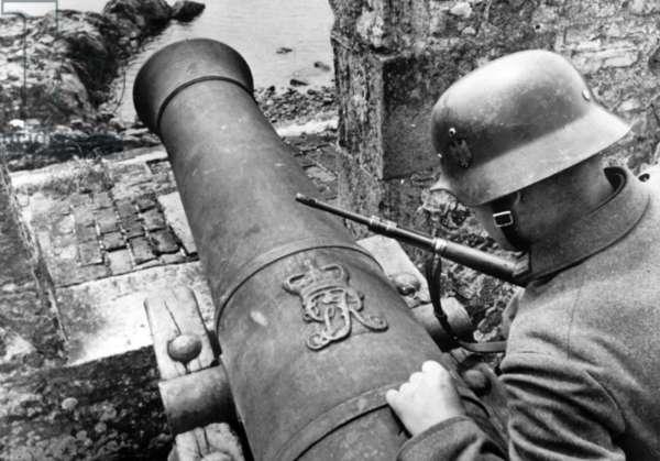 WW II - Occupation of the Channel Islands 1940