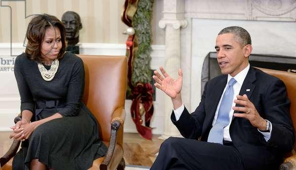 Barack et Michelle Obama