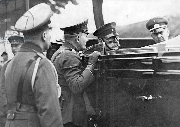 Weimar Republic - Paul von Hindenburg 1932