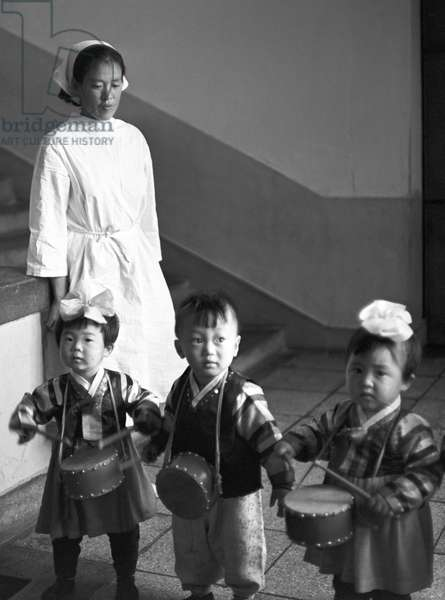 Historical North Korea - Kindergarten 1971