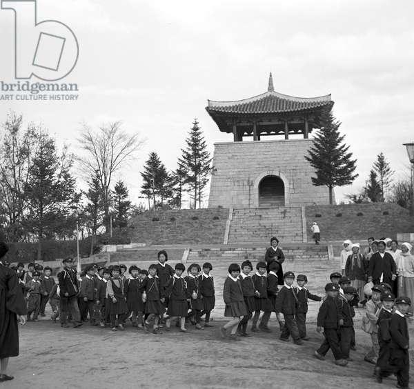 Historical North Korea - Hamhung 1971