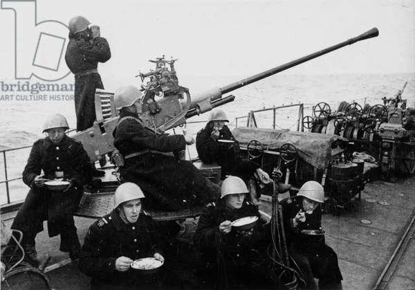 Sovietic sailors