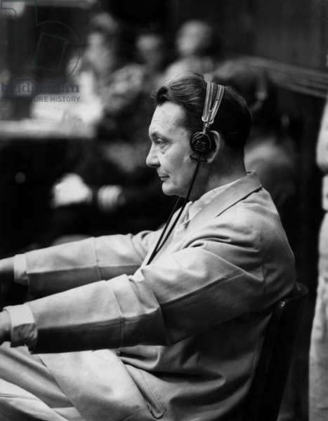 Proces de Nuremberg: Goering