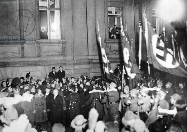 Weimar Republic - von Hindenburg 1933