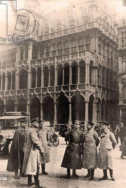 WWI - Hindenburg and Ludendorff
