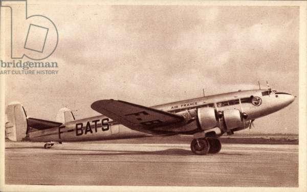 Languedoc 161, Air France, Passagierflugzeug, Aeroplan, F BATS