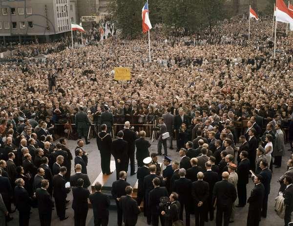 De Gaulle a Cologne 1962