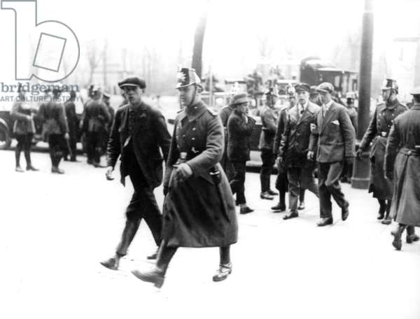 Weimar Republic - May Day celebrations 1929