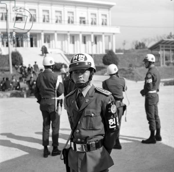 Historical North Korea - Panmunjom 1971