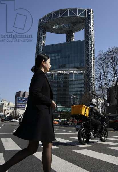 South Korea Seoul sights