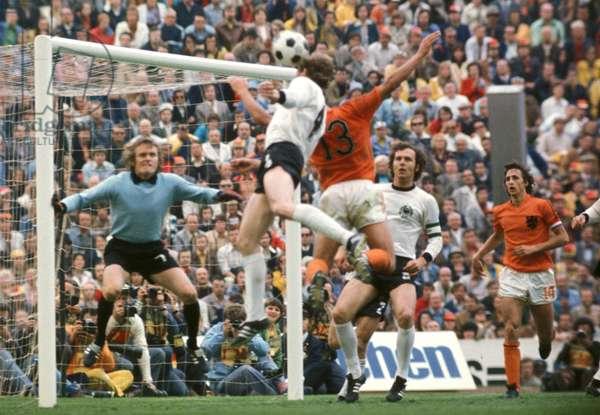 Franz BECKENBAUER, 1974 FIFA World Cup