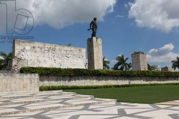 Santa Clara, Memorial for Che Guevara - Cuba