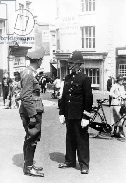 WW II - English Channel Jersey 1940