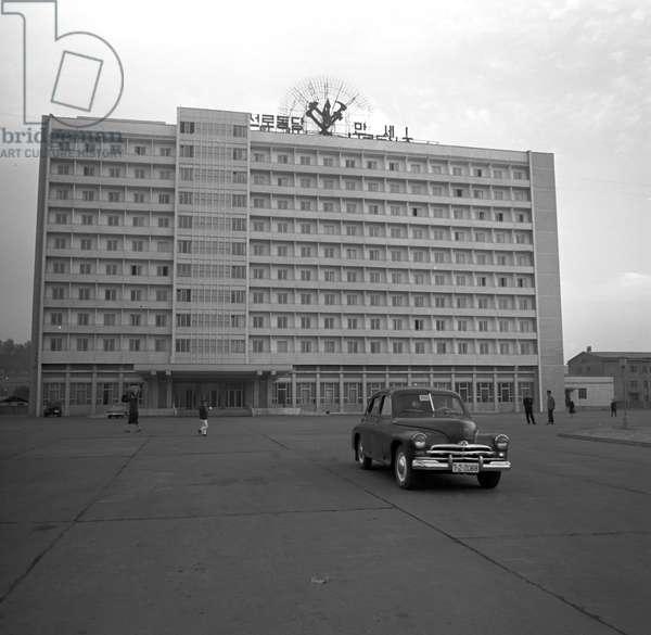 Historical North Korea - Pyongyang 1971