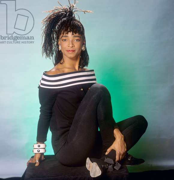 Siedah Garrett, 1988 (photo)