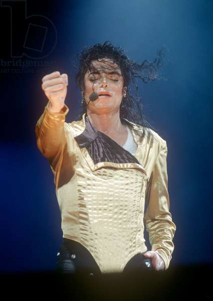 Michael Jackson, 1993 (photo)