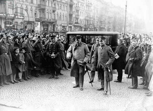 Weimar Republic - Hindenburg 1930