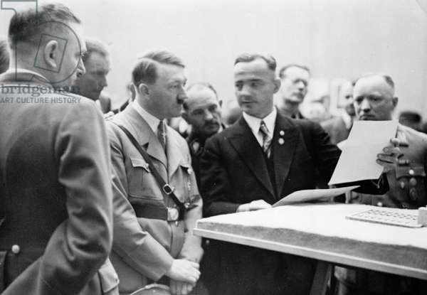 Third Reich - Hitler 1934