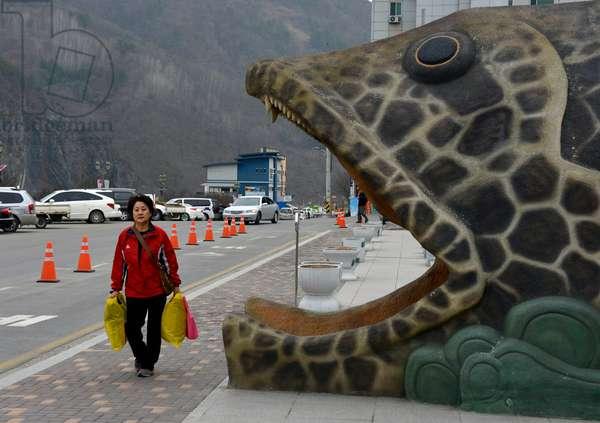 South Korea seafood