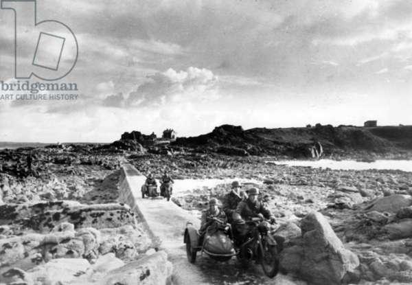 WWII - Channel Island around 1940