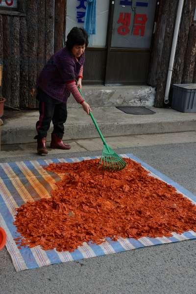 South Korea gastronomy