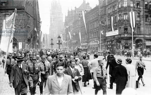 Third Reich - Nuremberg Rally 1933