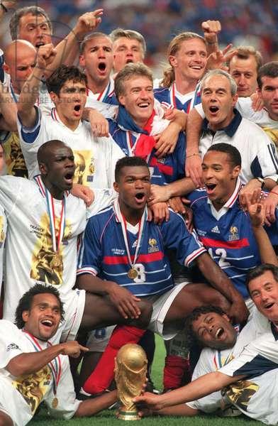 World Football Championship, 1998