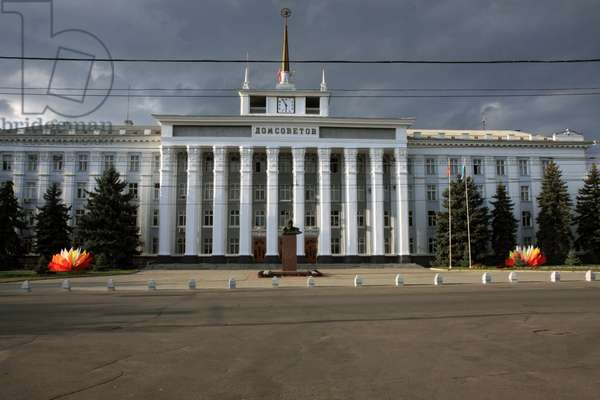 Moldova's breakaway Transnistria